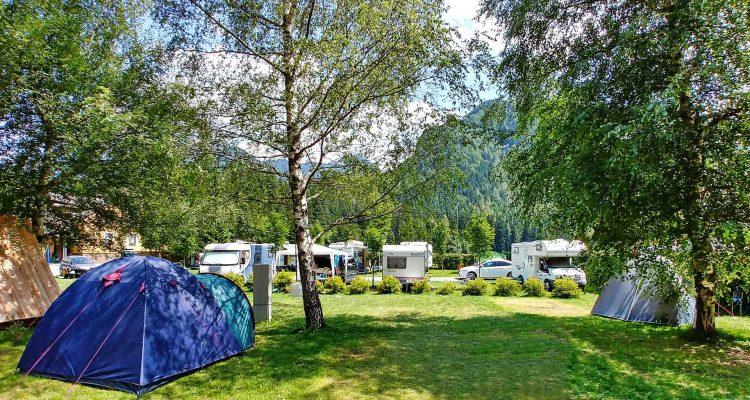 camping-jezersko