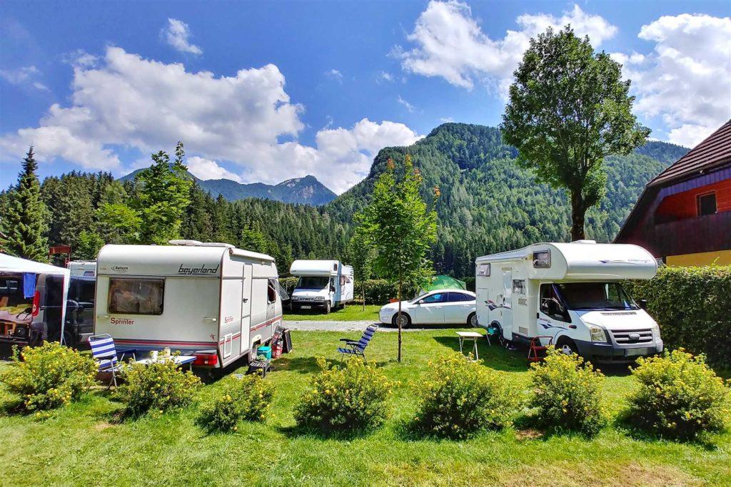 Dopust v slovenskih hribih