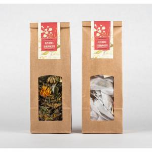 Zeliščni čaj - Jezerske skrivnosti Rinfuza